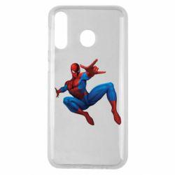 Чохол для Samsung M30 Людина павук