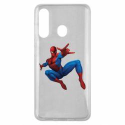 Чохол для Samsung M40 Людина павук