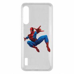 Чохол для Xiaomi Mi A3 Людина павук