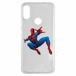 Чохол для Xiaomi Redmi Note 7 Людина павук