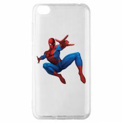 Чохол для Xiaomi Redmi Go Людина павук