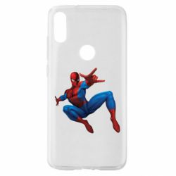 Чохол для Xiaomi Mi Play Людина павук