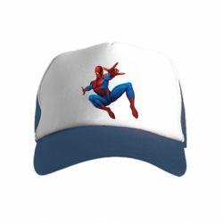 Дитяча кепка-тракер Людина павук