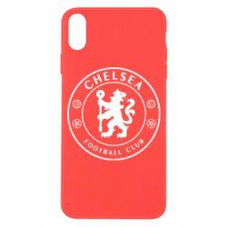 Чохол для iPhone X/Xs Chelsea Club