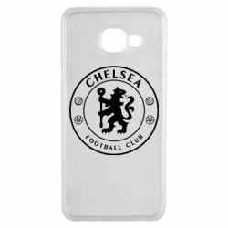 Чохол для Samsung A3 2016 Chelsea Club