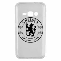 Чохол для Samsung J1 2016 Chelsea Club