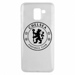 Чохол для Samsung J6 Chelsea Club