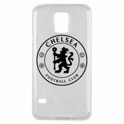 Чохол для Samsung S5 Chelsea Club