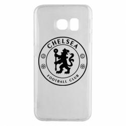 Чохол для Samsung S6 EDGE Chelsea Club