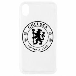 Чохол для iPhone XR Chelsea Club