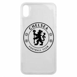 Чохол для iPhone Xs Max Chelsea Club