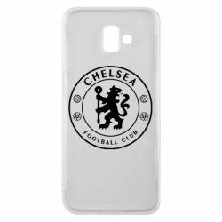 Чохол для Samsung J6 Plus 2018 Chelsea Club