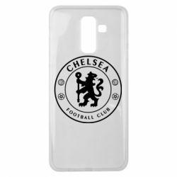 Чохол для Samsung J8 2018 Chelsea Club