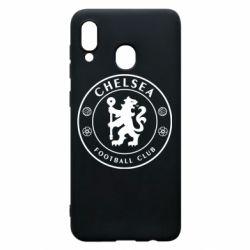 Чохол для Samsung A20 Chelsea Club