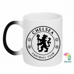 Кружка-хамелеон Chelsea Club