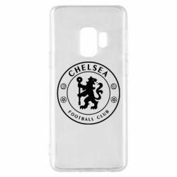 Чохол для Samsung S9 Chelsea Club