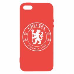 Чохол для iphone 5/5S/SE Chelsea Club