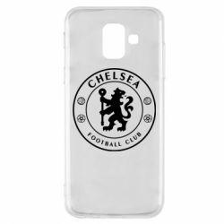 Чохол для Samsung A6 2018 Chelsea Club