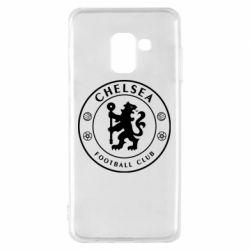 Чохол для Samsung A8 2018 Chelsea Club