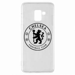 Чохол для Samsung A8+ 2018 Chelsea Club