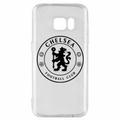 Чохол для Samsung S7 Chelsea Club