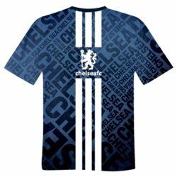 Купить Челси (Chelsea), Мужская 3D футболка Chelsea FC, FatLine