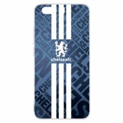 Купить Челси (Chelsea), Чехол для Huawei P10 Chelsea FC, FatLine