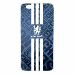 Купить Челси (Chelsea), Чехол для Huawei P10 Plus Chelsea FC, FatLine