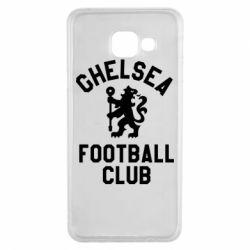 Чохол для Samsung A3 2016 Chelsea Football Club