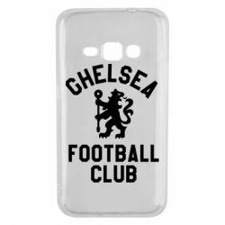 Чохол для Samsung J1 2016 Chelsea Football Club