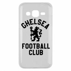 Чохол для Samsung J2 2015 Chelsea Football Club