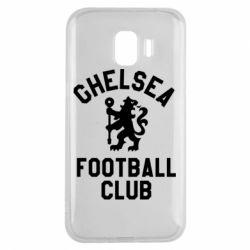 Чохол для Samsung J2 2018 Chelsea Football Club