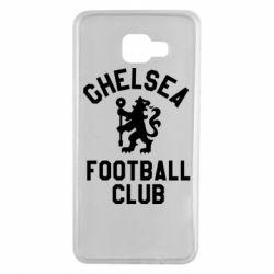 Чохол для Samsung A7 2016 Chelsea Football Club