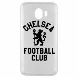 Чохол для Samsung J4 Chelsea Football Club