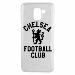 Чохол для Samsung J6 Chelsea Football Club