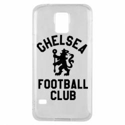 Чохол для Samsung S5 Chelsea Football Club