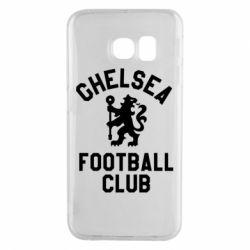 Чохол для Samsung S6 EDGE Chelsea Football Club