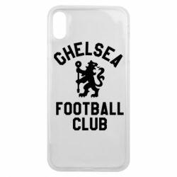 Чохол для iPhone Xs Max Chelsea Football Club