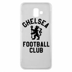 Чохол для Samsung J6 Plus 2018 Chelsea Football Club