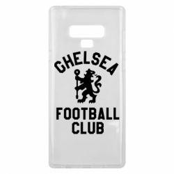 Чохол для Samsung Note 9 Chelsea Football Club