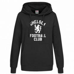 Толстовка жіноча Chelsea Football Club