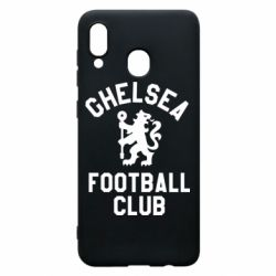 Чохол для Samsung A20 Chelsea Football Club