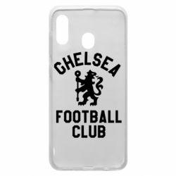 Чохол для Samsung A30 Chelsea Football Club
