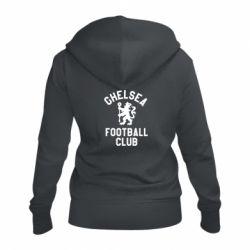Жіноча толстовка на блискавці Chelsea Football Club