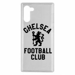 Чохол для Samsung Note 10 Chelsea Football Club