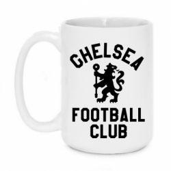 Кружка 420ml Chelsea Football Club