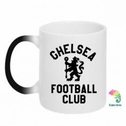 Кружка-хамелеон Chelsea Football Club