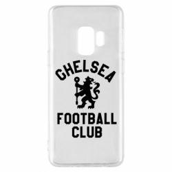 Чохол для Samsung S9 Chelsea Football Club
