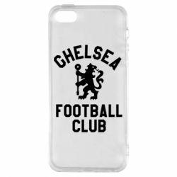 Чохол для iphone 5/5S/SE Chelsea Football Club