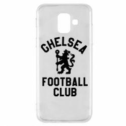 Чохол для Samsung A6 2018 Chelsea Football Club